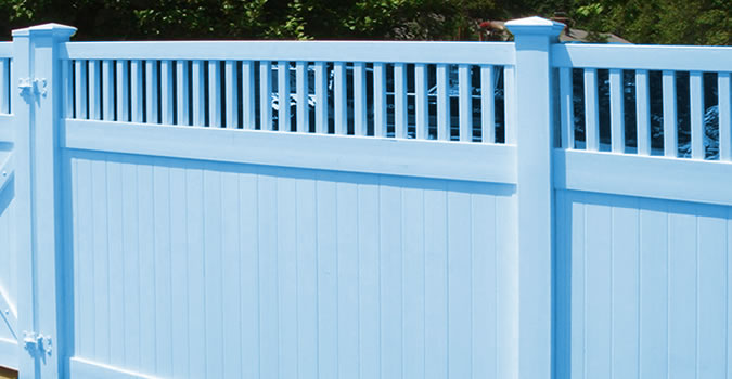 Painting on fences decks exterior painting in general Miami